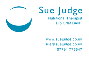Sue Judge Nutritional Therapy