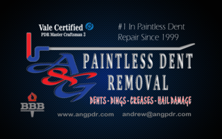 A&G Paintless Dent Removal