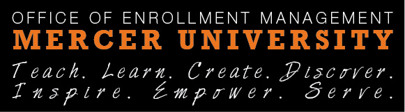 Mercer University Enrollment Management