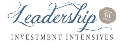 Leadership Investment Intensives