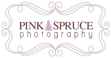 Pink Spruce Photography