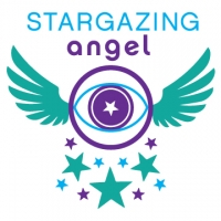 Stargazing Angel