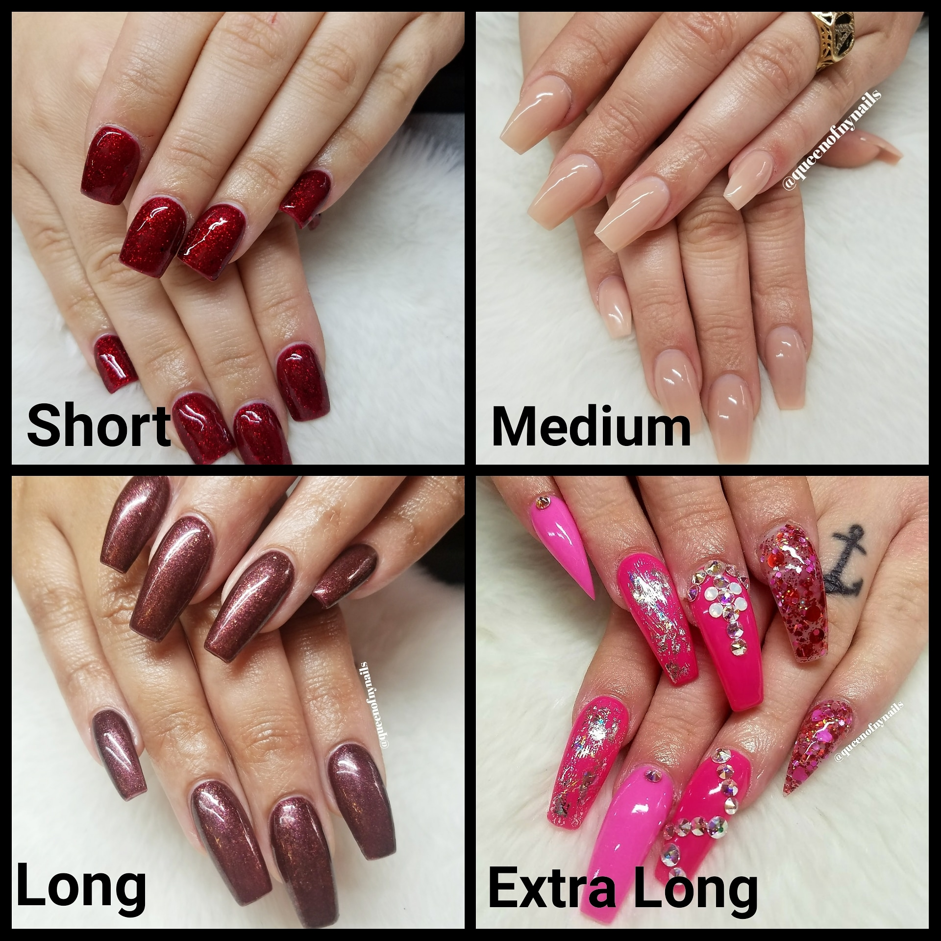 Book Your Nail Appointment | Queen of NY LLC
