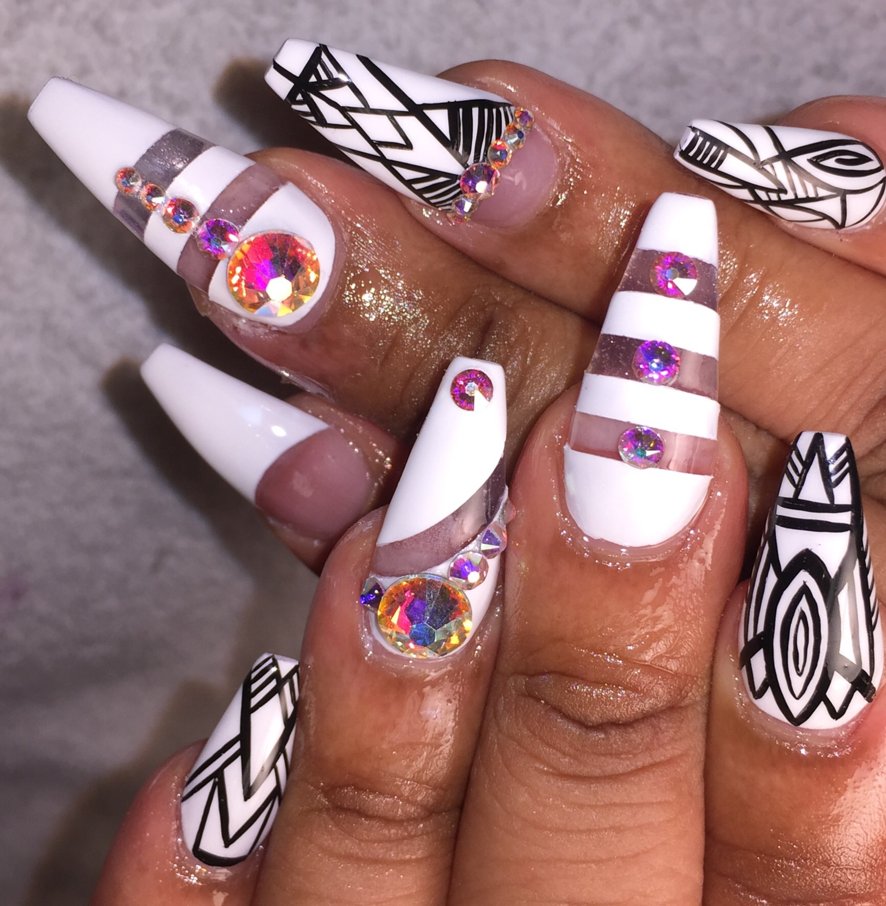 Schedule Appointment with Nails By B.Lee