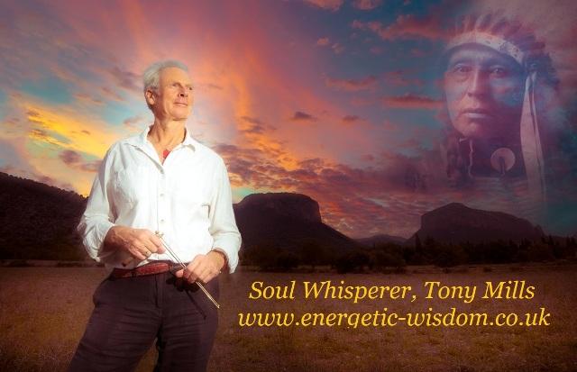 Soul Whisperer, Tony Mills
