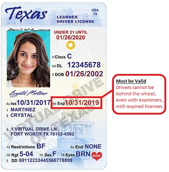tx drivers license eligibility requirements