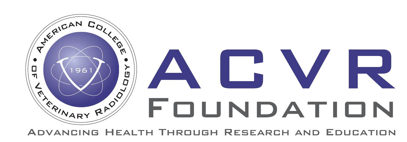 ACVR Foundation logo