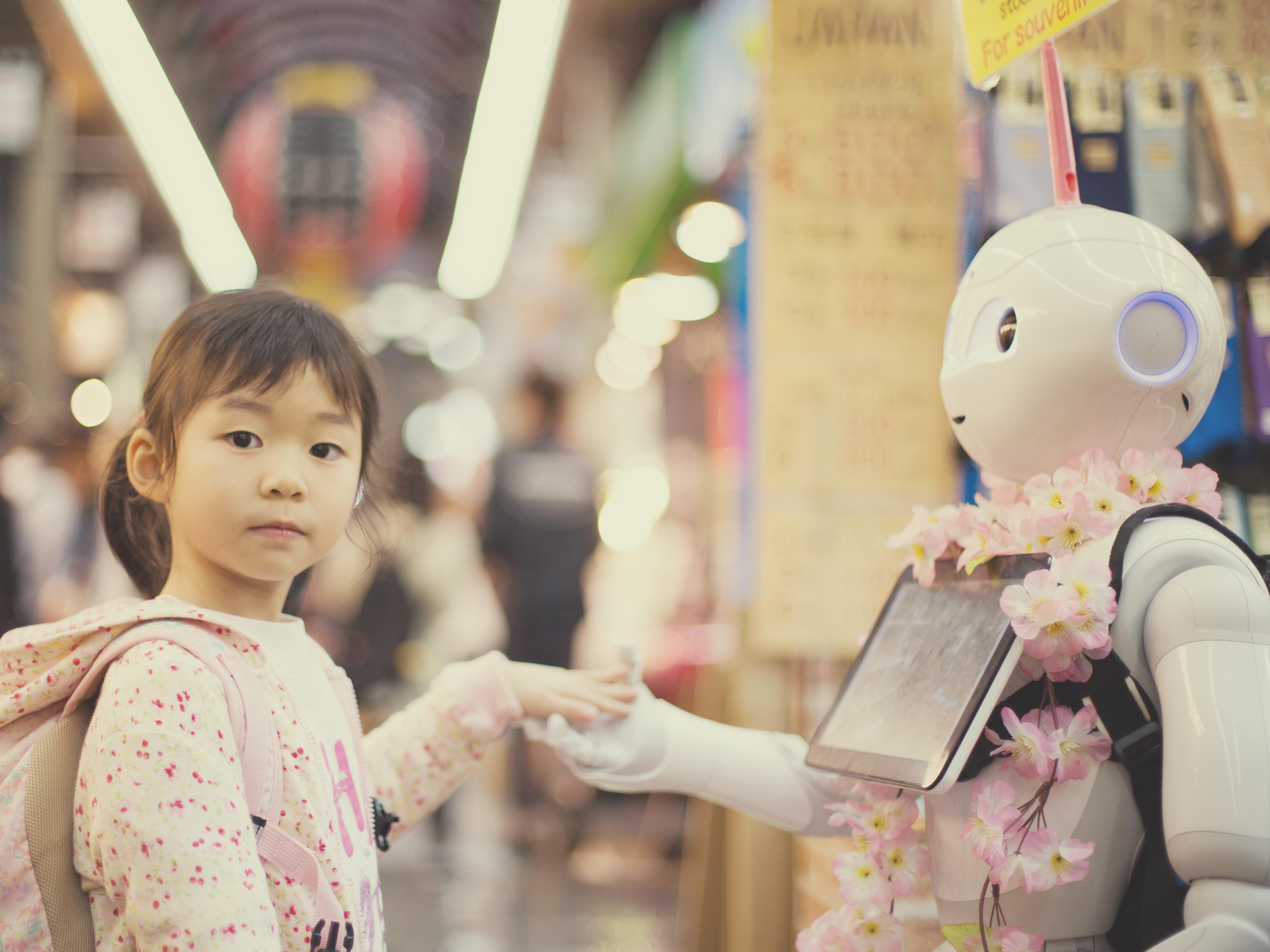 Meet A Robot