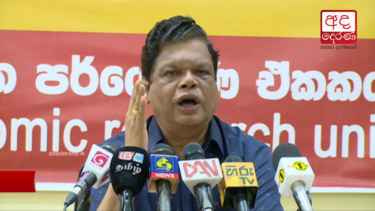 Bandula requests President to stop harassments against JO MPs