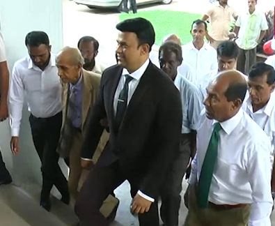 I never insulted the judiciary - Ranjan Ramanayake (English)