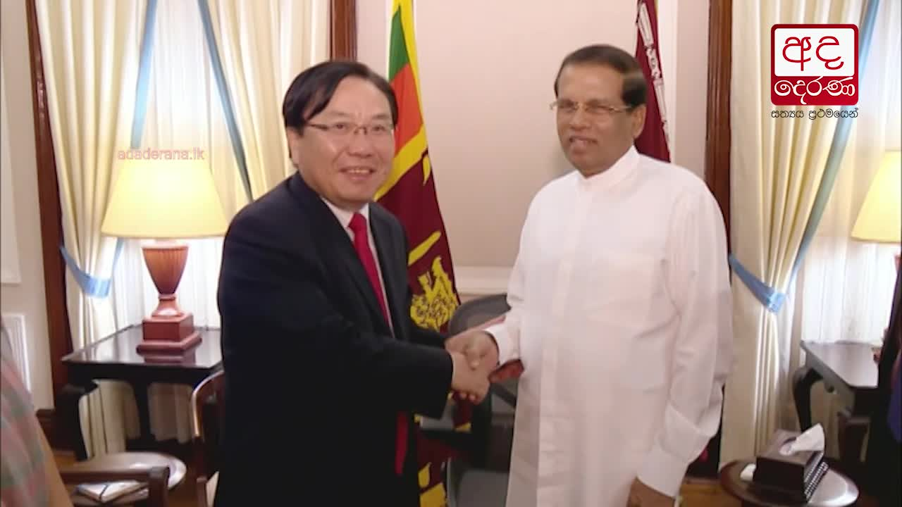 President meets Vice Chairman of the ADB