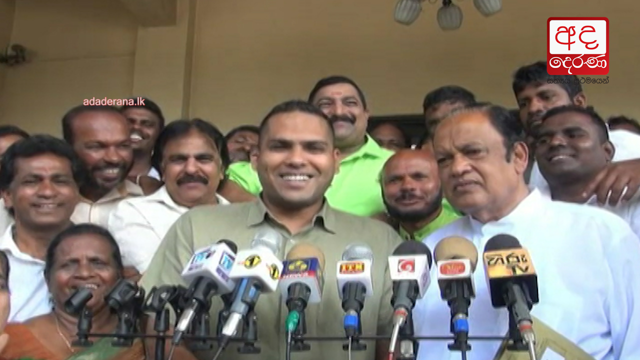 Elections activities will kick start as soon as O/L exam is over - Harin