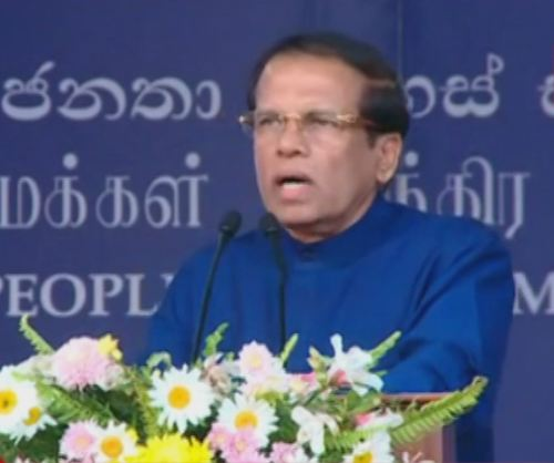 I&#39m taking responsibility for the economy - President (English)