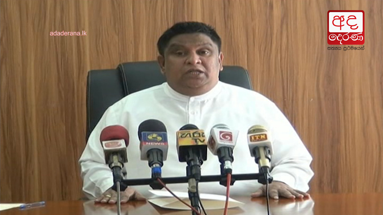 Chamara Sampath steps down as Uva Province Education Minister