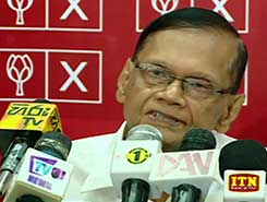 GL demands that Dinesh be named Opposition Leader (English)