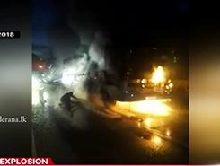 Eyewitness account of grenade explosion inside Diyatalawa bus (English)