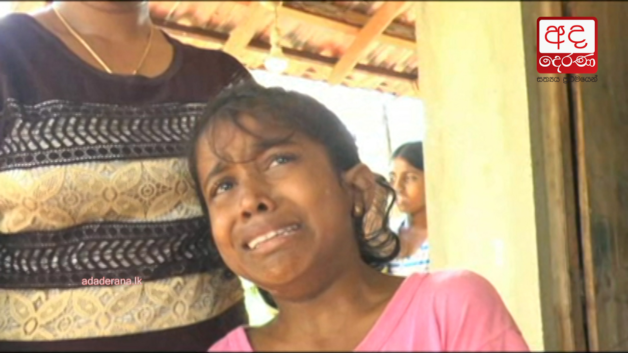Two sibling children lose parents due to wild elephant in Sooriyawewa