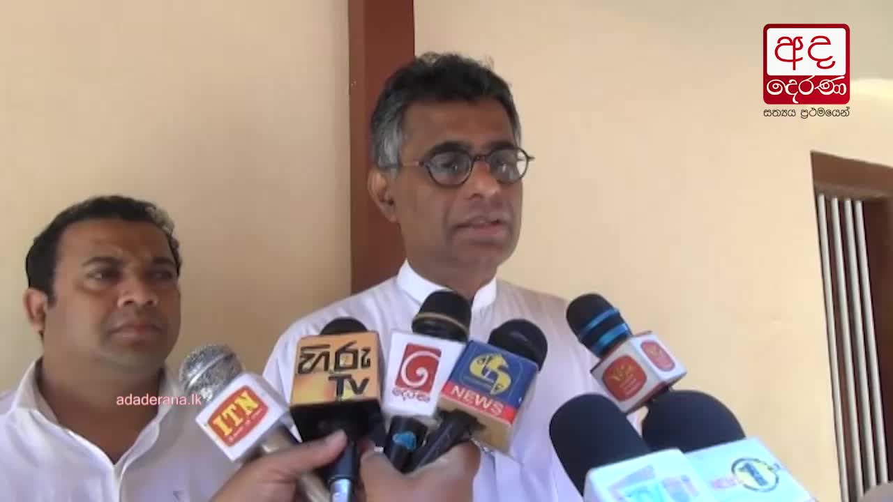 Givt.failed to fulfill promises - Patali Champika Ranawaka