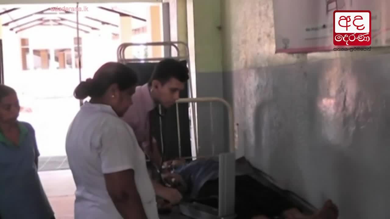50 hospitalised after gas leak at factory in Ja-Ela