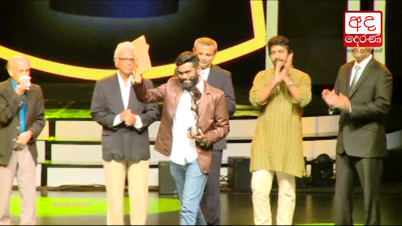 TV Derana wins multiple Raigam Tele&#39es awards
