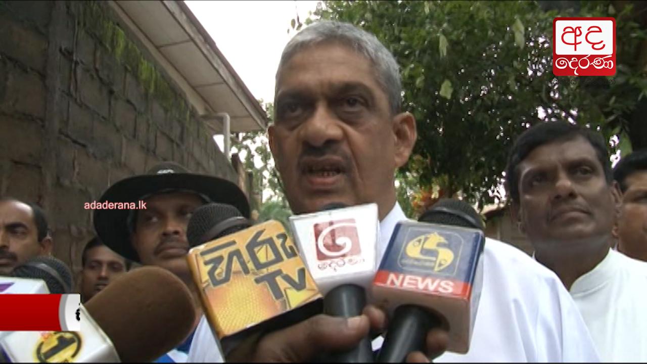 Sarath Fonseka reveals what Mahinda Rajapaksa did during the war