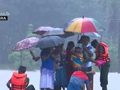Attanagalu Oya and Maa Oya reach flood level - DMC (English)