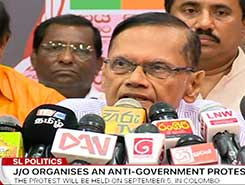 Sri Lanka-Singapore FTA cannot be changed - G.L. Peiris (English)
