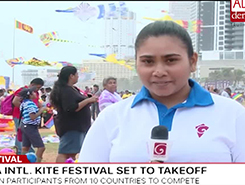 All set for Derana International Kite Festival 2018 (English)