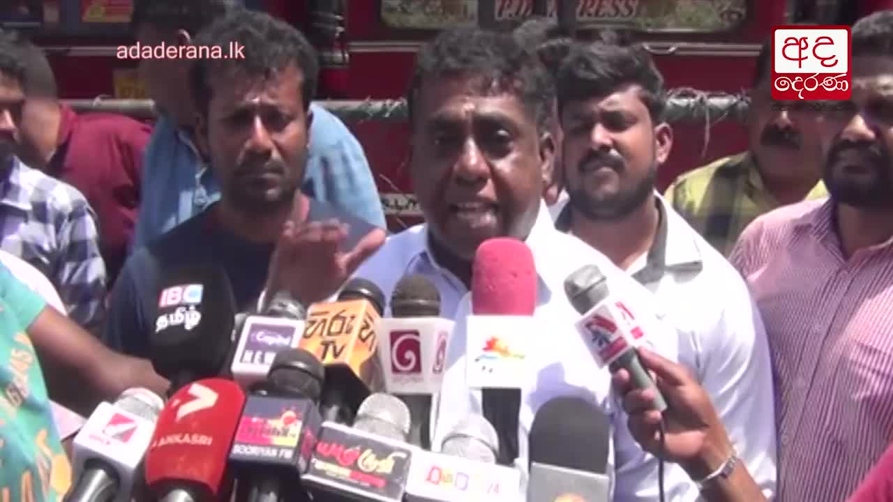 Protest in Jaffna calling to abolish Prevention of Terrorism Act (PTA)