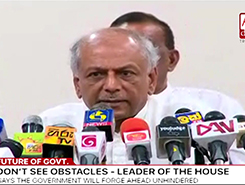 Dinesh reveals reason for Speaker&#39s absence (English)