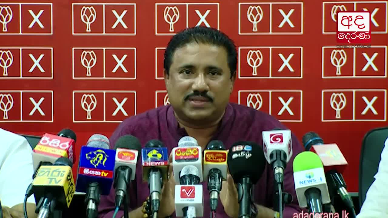 In a short term Mahinda did what UNP couldn&#39t in 4 years - Rohitha Abeygunawardena