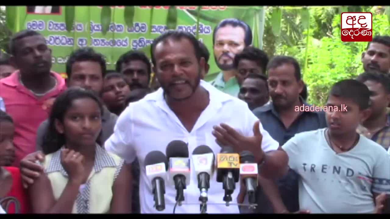 A former Army Commander telling lies like a maniac - Thevarapperuma