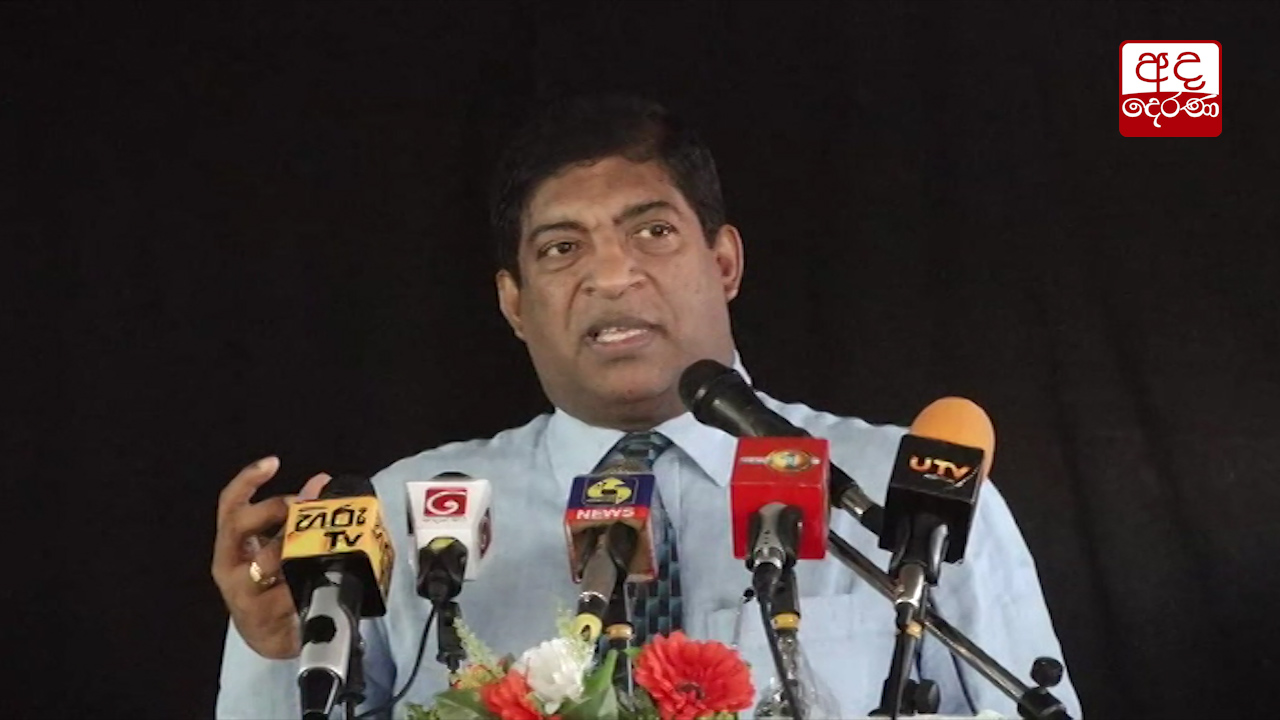 Country's had lagged development over 70 years - Ravi