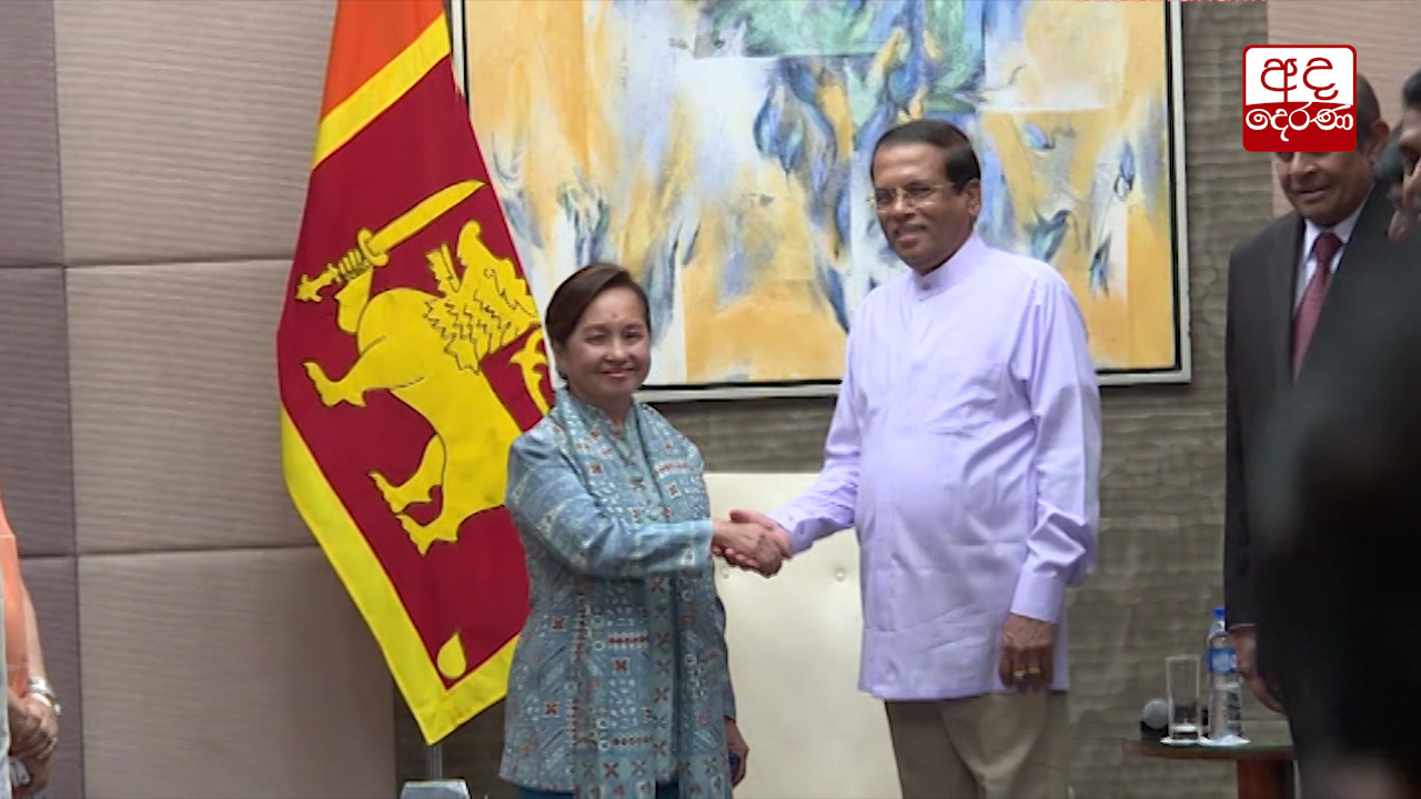 Philippine Speaker assures parliament&#39s support for Sri Lanka
