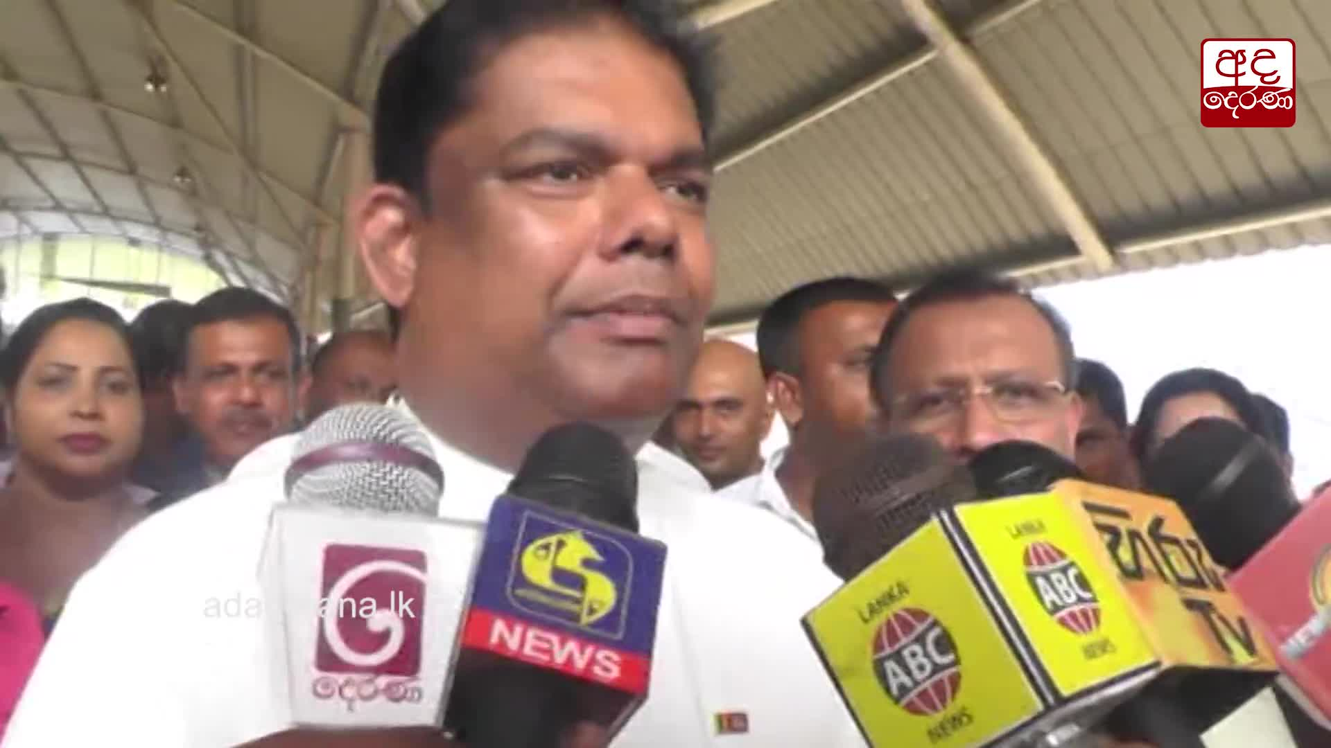 We are ready for an election at any time - Gayantha