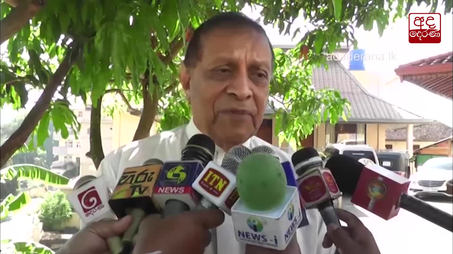 Karu Jayasuriya hints that he is prepared to become presidential candidate