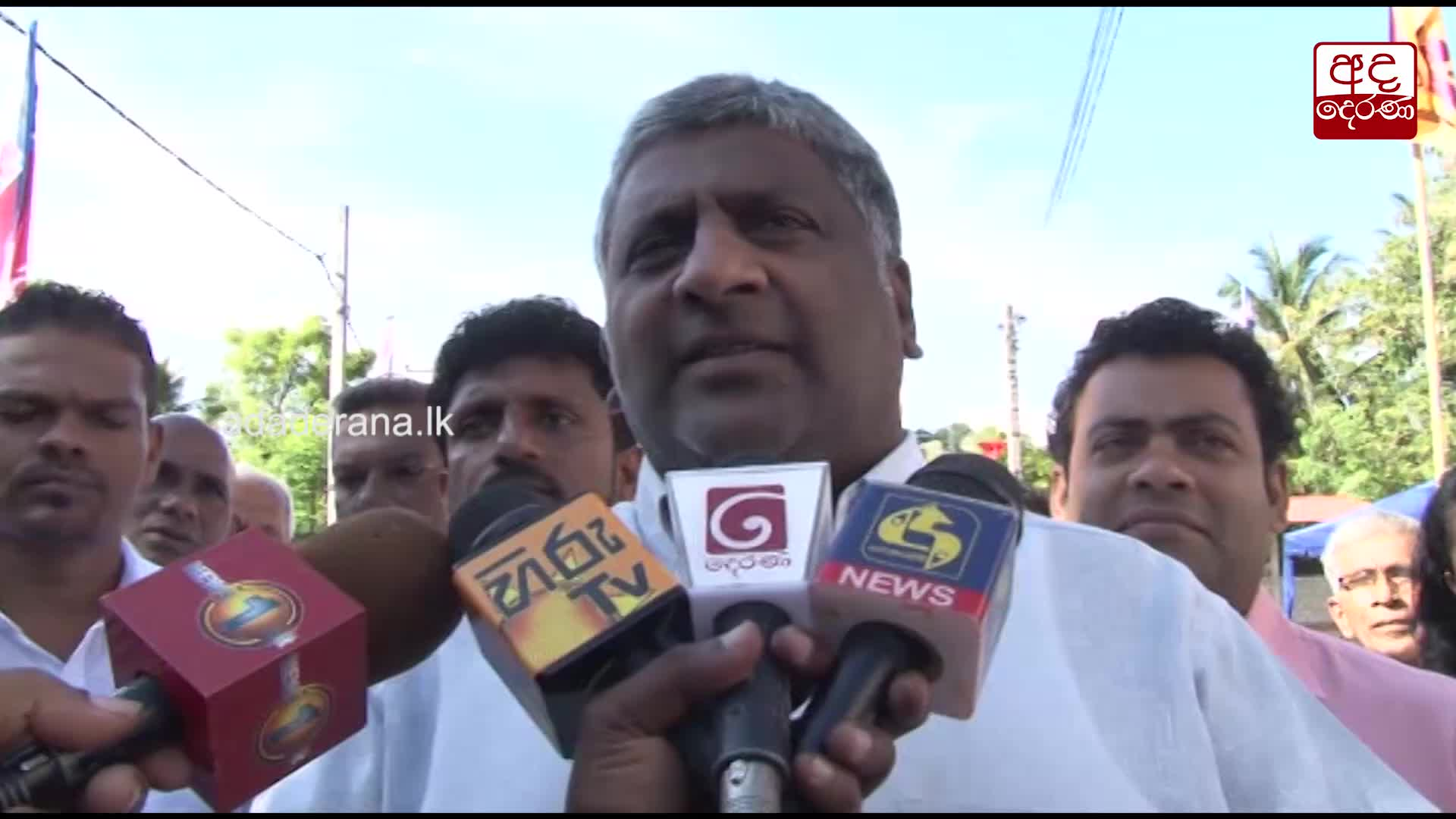 Prasanna Ranatunga on whether only Rajapaksas can lead the country