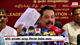 Not satisfied with measure taken by govt. - Mahinda