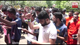Peradeniya University students protest against lecturers' strike