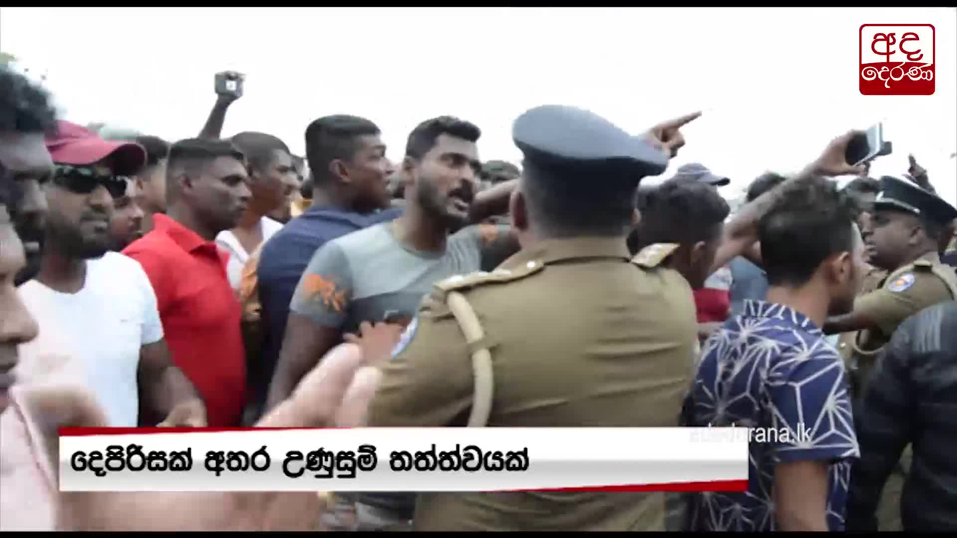 Tense situation in Kanniya over a religious place