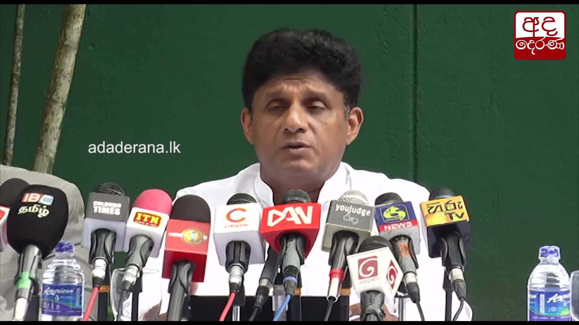 I will leave if I'm told, won't hang on – Sajith