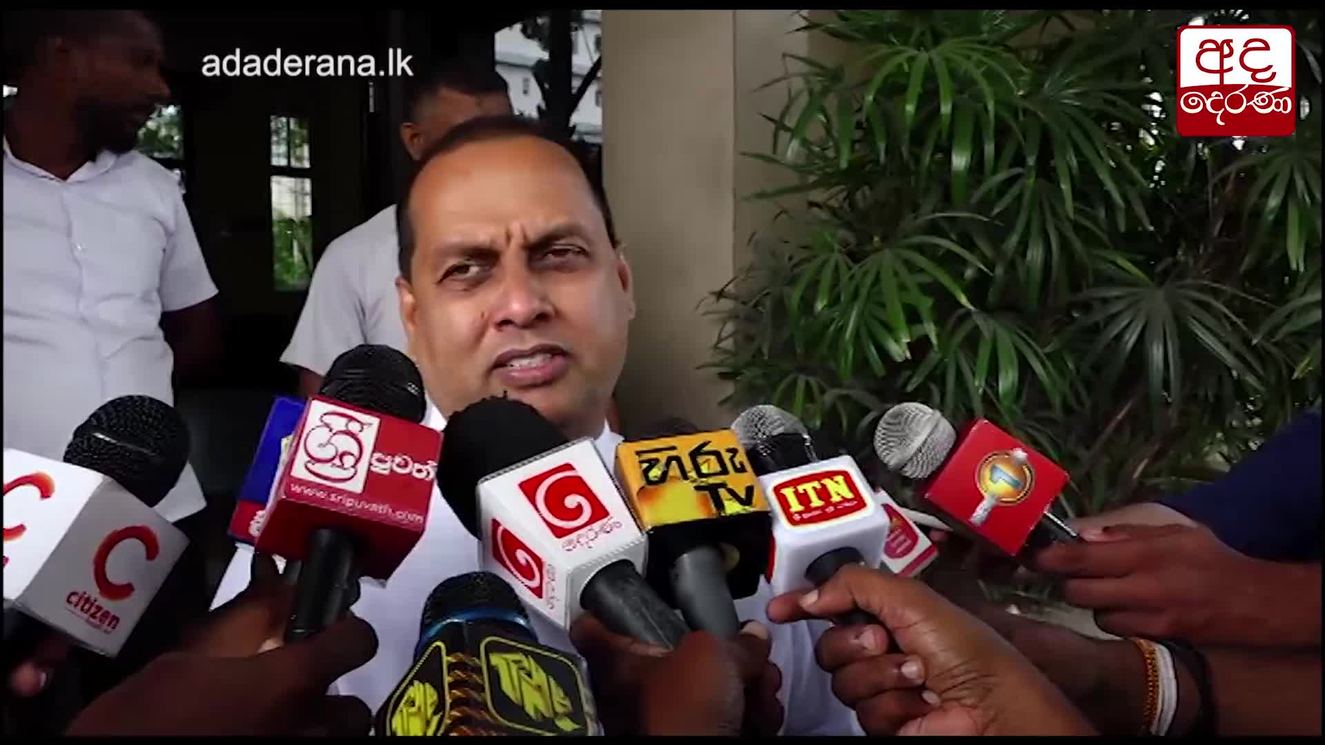 Amaraweera calls for an environmentally friendly election