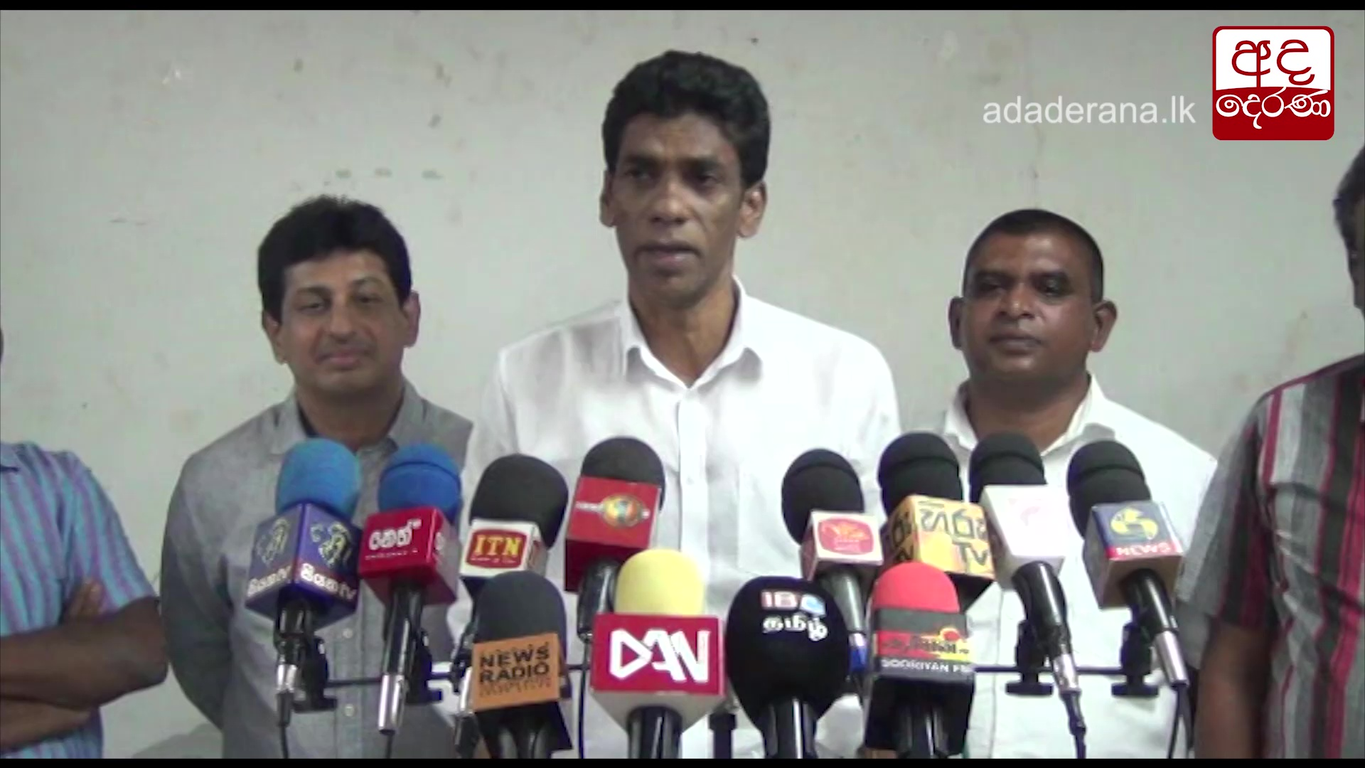 Our people decided to support Sajith - Digambaran