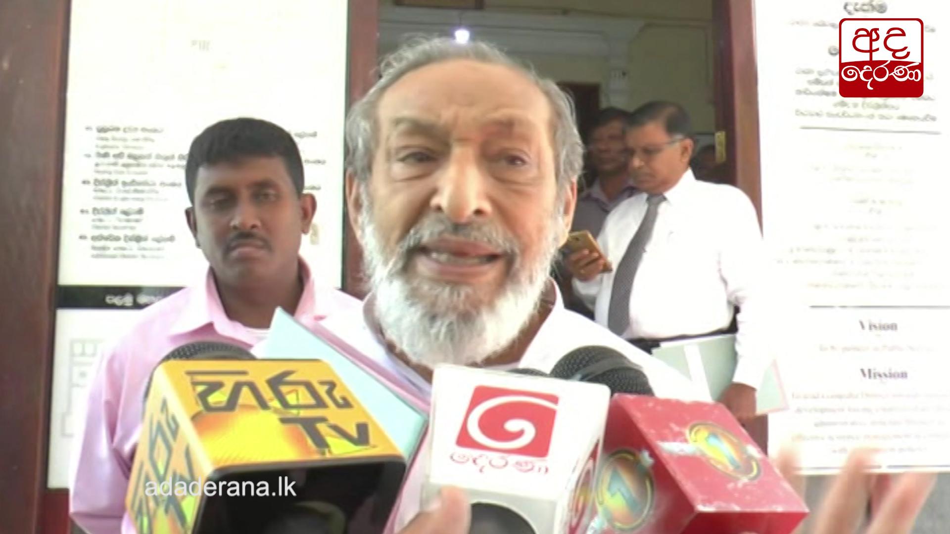 No decision taken on increasing water tariffs - Vasudeva Nanayakkara