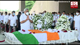 Late Minister Thondaman's remains brought to Parliament premises