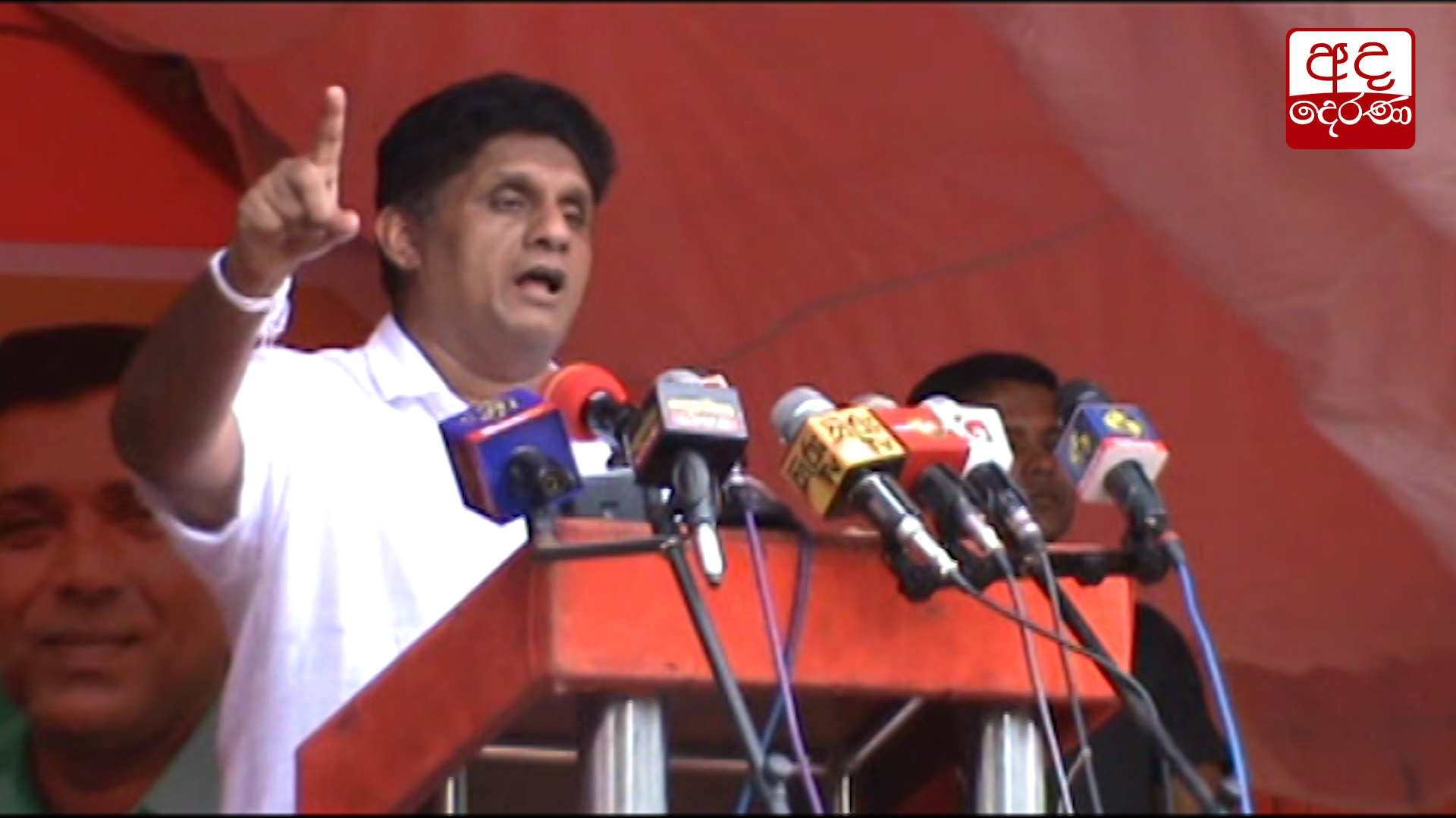Sajith to fulfill three promises soon after victory