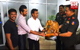 Commissioner General of Rehabilitation felicitates Derana's 'Kandakadu' program