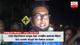 Jaffna Mayor V. Manivannan speaks to media