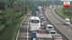 Heavy traffic congestion reported on Southern Expressway