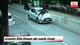 CCTV: Police officer risks life to catch drug dealer